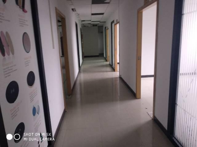 观澜龙华新田独院楼上600平带装修厂房出租