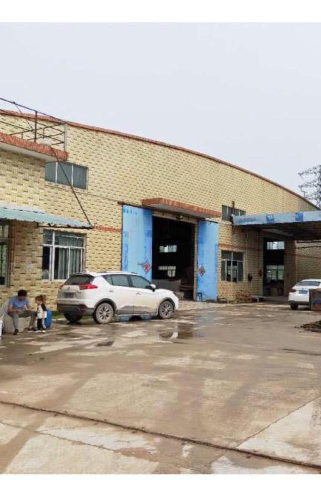 秋长镇占地9500m²建筑8500m²村委合同厂房