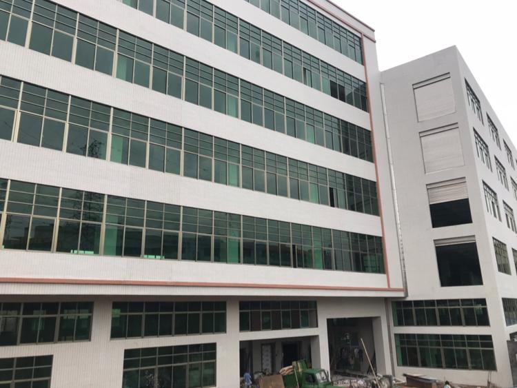 大朗原房东标准5层重工业全新独院9800平方