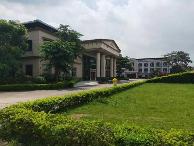 惠州高大上独院一楼钢构厂房
