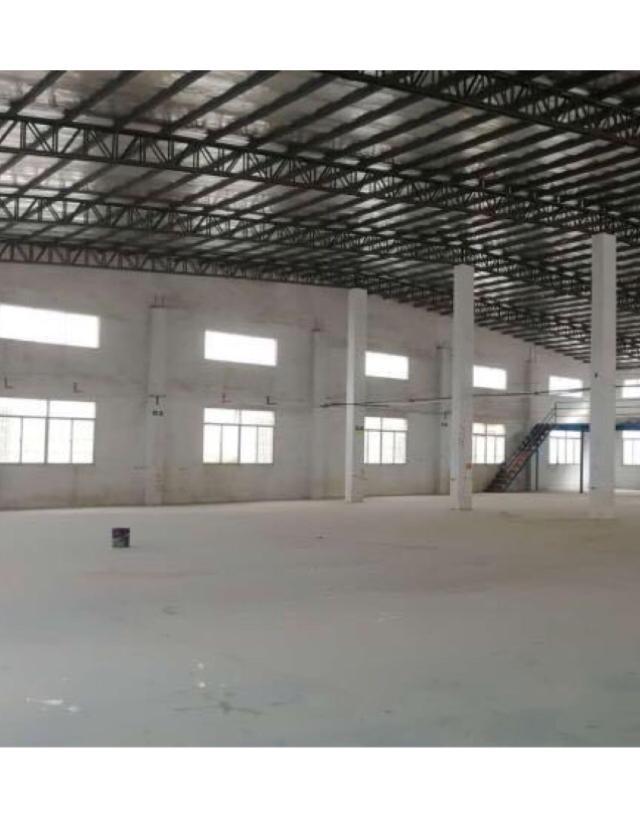 博罗园洲镇出售占地4032m²钢构厂房