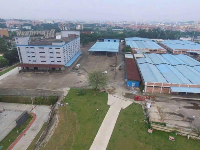 广州南村兴业大道边新出厂房,5000平独门独院单价20