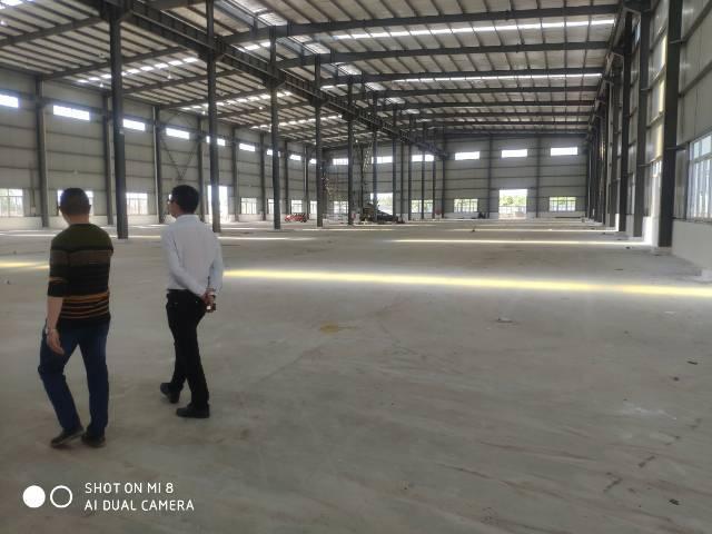 塑料喷漆喷塑家具1500全新厂房-图2