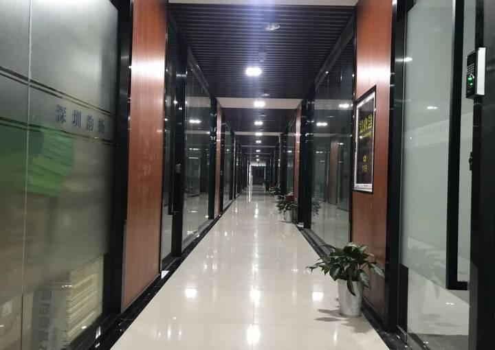 727科技园 600m² 招租 楼层位置属于中低区 可分租图片1