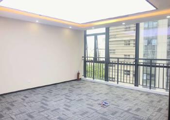 前海卓越时代广场 428平米 精装海景办公写字楼招租图片1