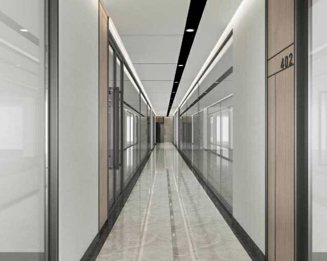 汇创工坊 236平写字楼出租精装 周边配套十分齐全图片3