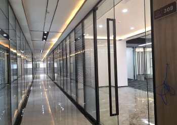 11号线碧海湾地铁口161m²精装修写字楼出租图片1