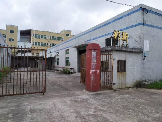 惠州惠阳秋长独门独院钢构厂房1600平出租可办理环评-图7