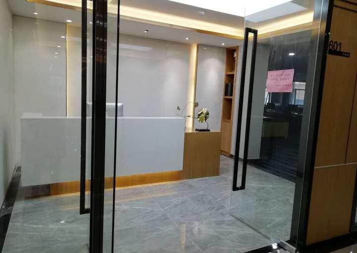 11号线碧海湾地铁口161m²精装修写字楼出租图片5
