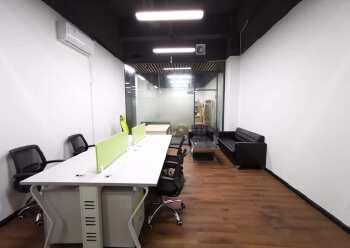 激尚众创空间 330m² 小型创业基地 拎包入住图片1