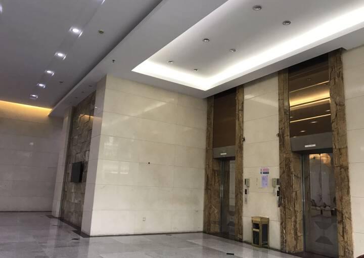 近主干道写字楼 蓝坤集团大夏 72m² 采光好图片2