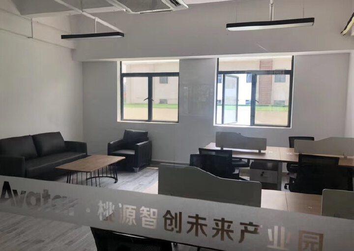 深业U中心精装写字楼 276平米 拎包入住图片3