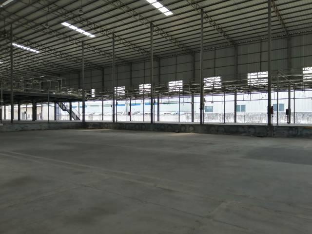 白云区大朗钢结构仓库1900平方,可进拖车挂车