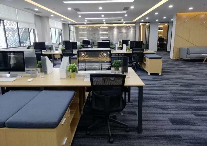 11号线碧海湾地铁口161m²精装修写字楼出租图片4