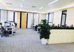 宝安中心区438平精装带家私写字楼招租 海景区写字楼