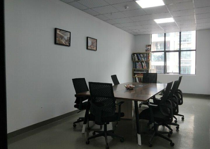 国汇通商贸中心 1500m² 中高区 简装图片6