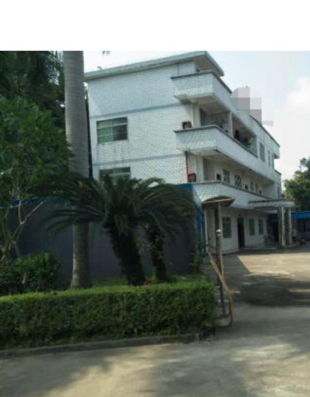 博罗长宁镇占地18000平米化工厂房