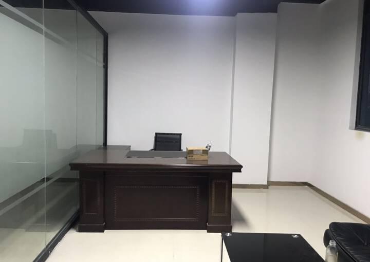 宝安桃源居750平毛坯写字楼出租,可分租采光好图片3
