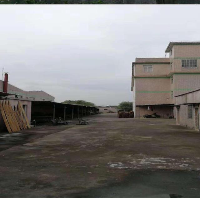 惠阳区沙田镇占地13000m²,建筑6600m²双