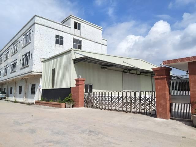 沙田环保城新出单一层独院1200平方,空地1500平方