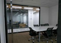 大面积靠窗办公室汇聚宝安湾智创园 300m² 火热招租