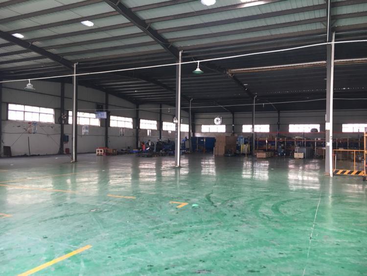 惠城区5000平钢构厂房自带五金类环评