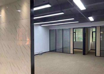 宝安西乡鹏展科创大厦办公室出租 138平米 拎包入住图片2