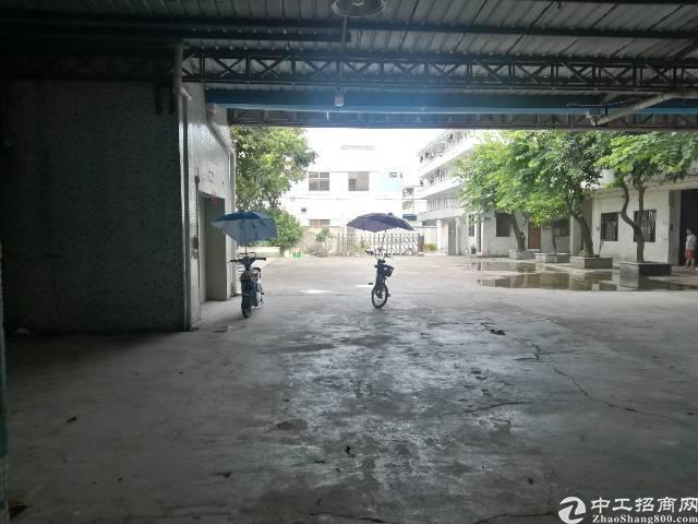 新出独院厂房塘厦镇蒲心湖原房东厂房整栋3500平方