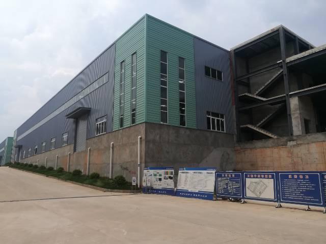 金堂成阿工业园7000平新建厂房出售可分期
