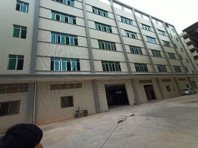 黄埔文冲独院标准厂房现楼4700平方带装修急出租