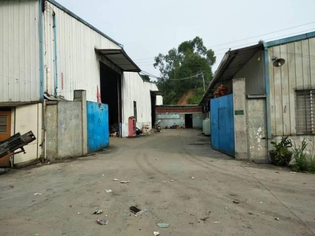 天河吉山独门独院厂房2400方适合无污染加工仓储