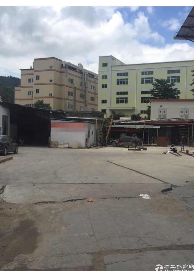 盘源编号:M1H049惠阳新圩占地5422m²,建筑