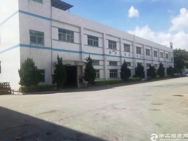 惠州潼湖,仓库出租,3800㎡报价15,空地大