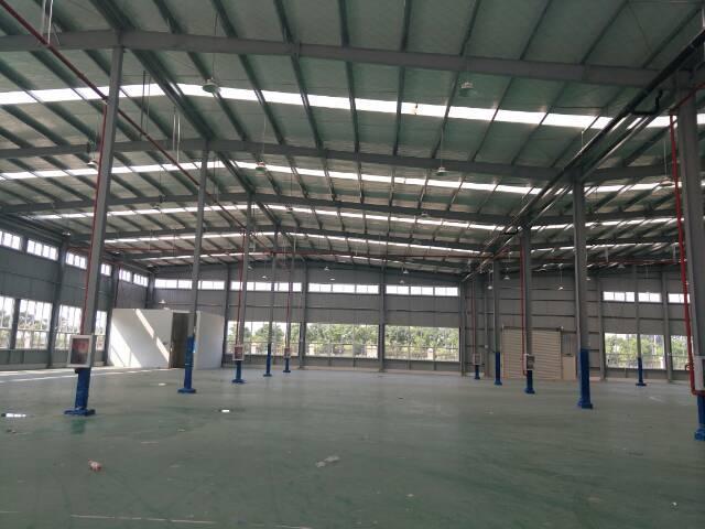 汉阳厂房4500平米,可分租,配套宿舍食堂