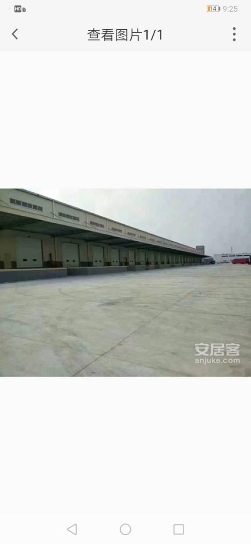 福永机场附近标准物流仓库出租,价低市场10%