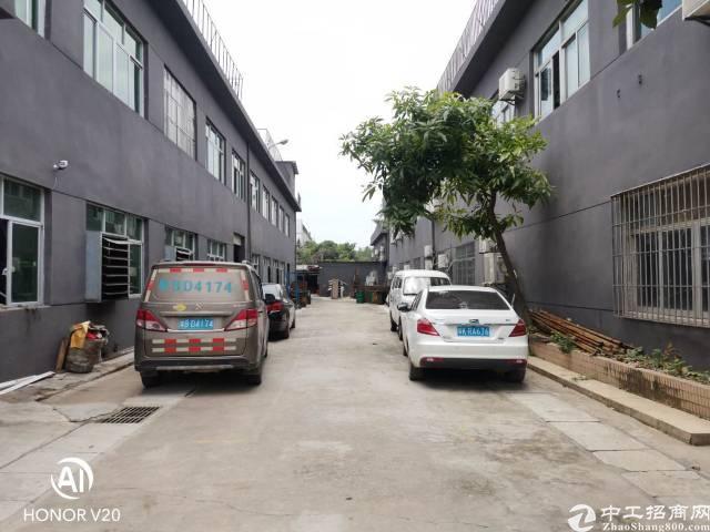 松岗燕川独门独院两层3300平米带装修出租