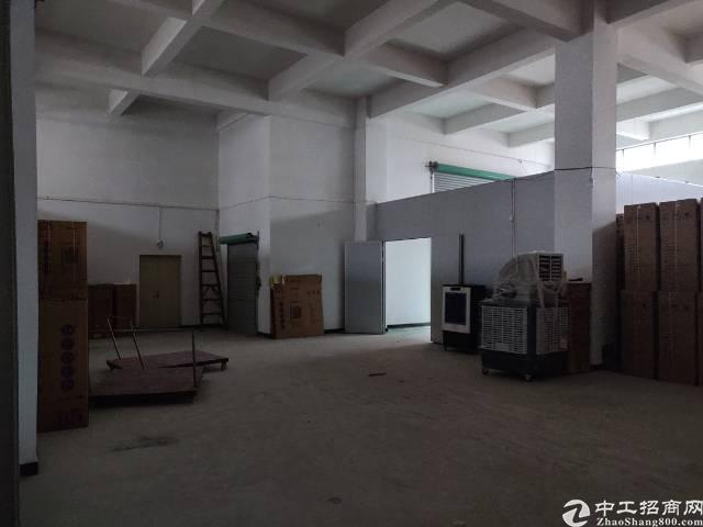 大岭山镇新空出仓库也可做生产工厂双层
