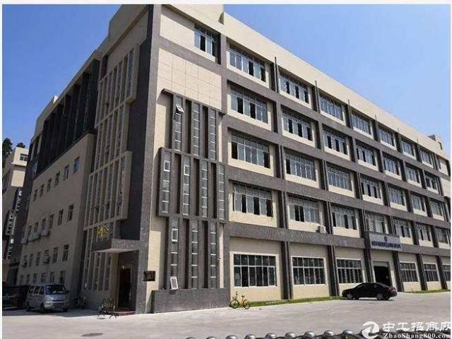 凤岗五联新出带办公室、地坪漆、消防喷淋标准厂房二楼1500平