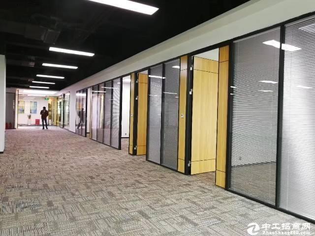 南山大学城红本地铁口500平带装修招租-图5