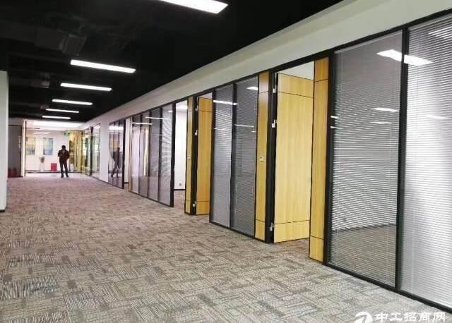 南山大学城红本地铁口500平带装修招租