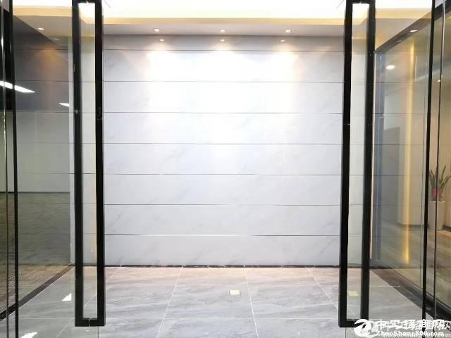 南山大学城红本地铁口500平带装修招租-图2