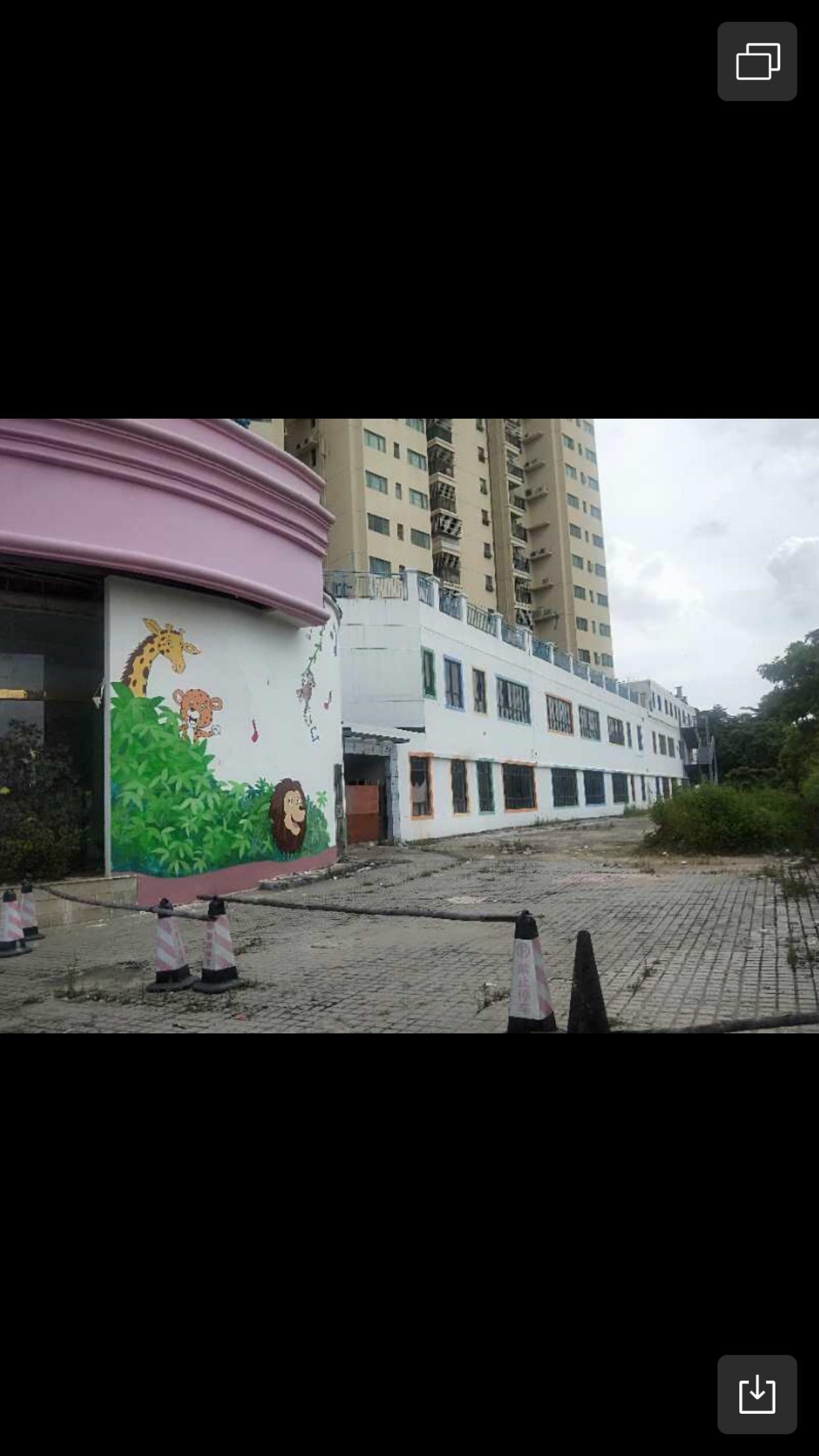 常平新出幼儿园厂房1-3层6000平米
