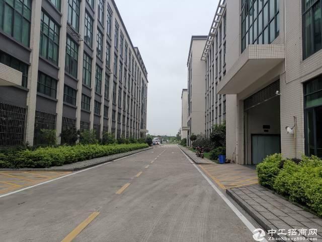 东莞建筑分层1750平产业园分层国有双证厂房出售