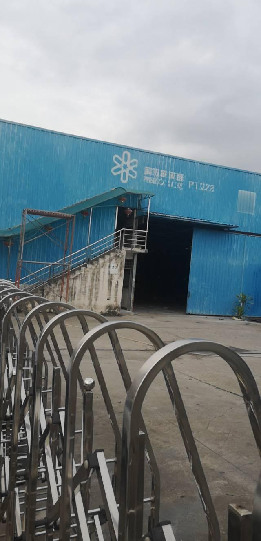 白云区石井街道厂房仓库招租1381平方大小可分租