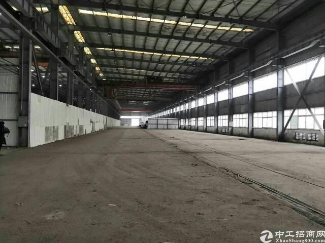 沌口厂房2200平米,行车20吨,配套齐全。