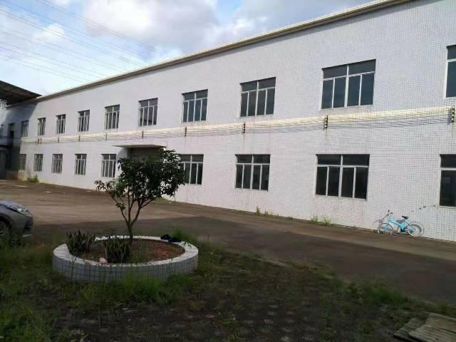 厚街镇厚街村独院8300平方厂房出租,适合办公研发仓库