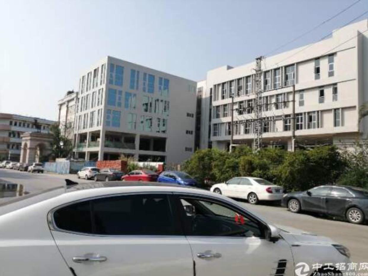厚街镇新出原房东独院厂房1-3层3000无公摊-图3