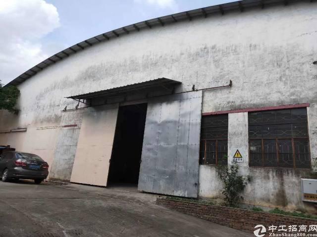 番禺大石东联工业区1200平独栋厂房仓库出租