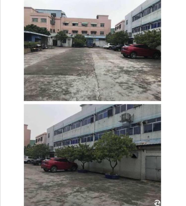 惠州市惠阳区某工业区内7500方工业厂房出售