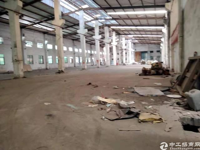 单一层厂房2500平米,靠大路,做仓库的最合适